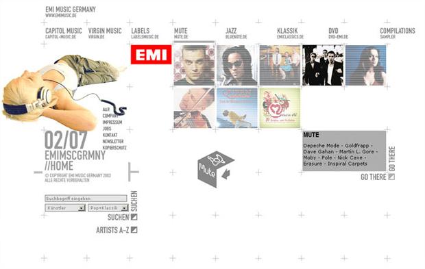 > EMI Music