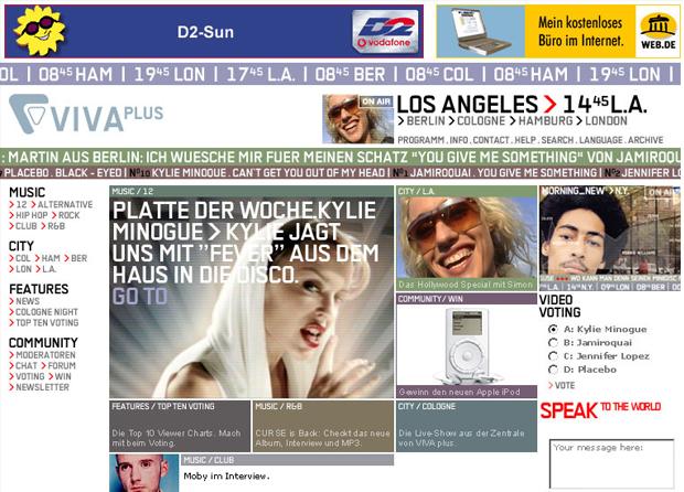 > VIVAplus Webdesign