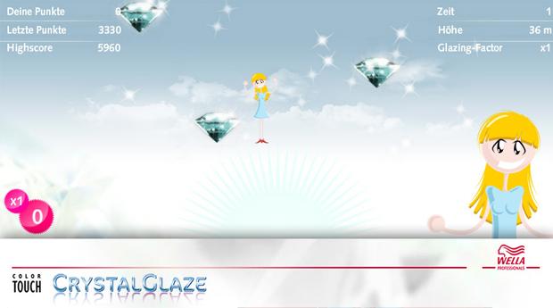 > Wella ColorTouch Game