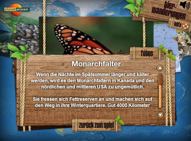 WDR Planet Wissen – Tierwanderungen