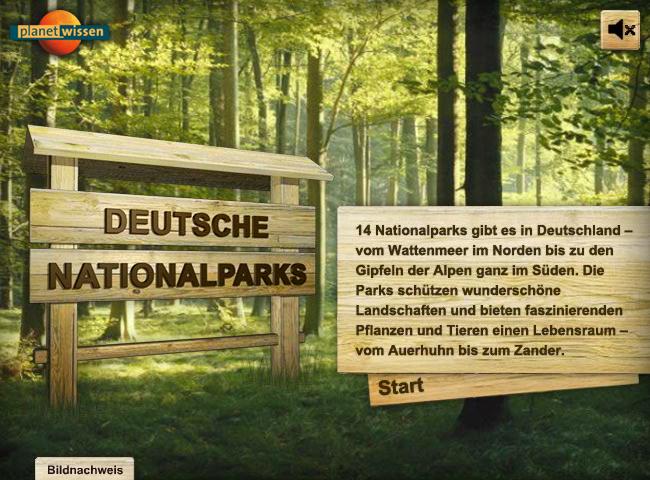 WDR Planet Wissen – Deutsche Nationalparks