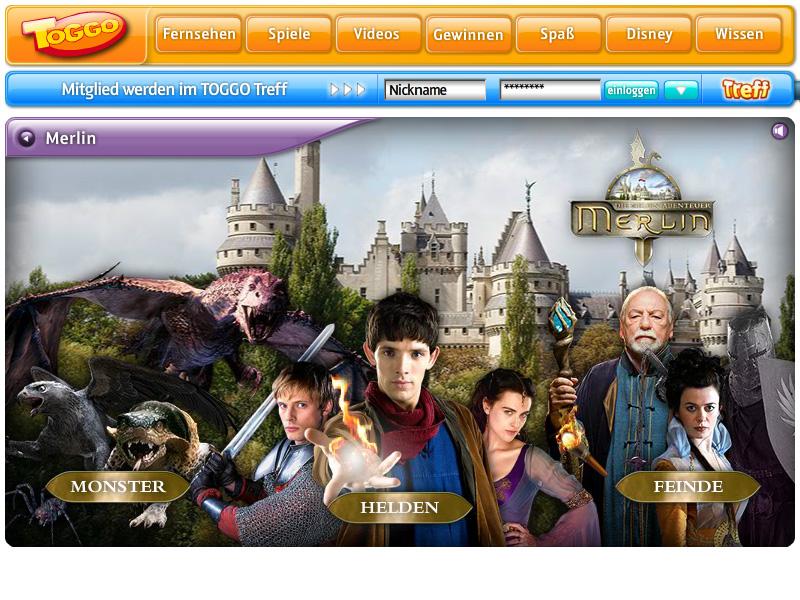 Merlin – die neuen Folgen