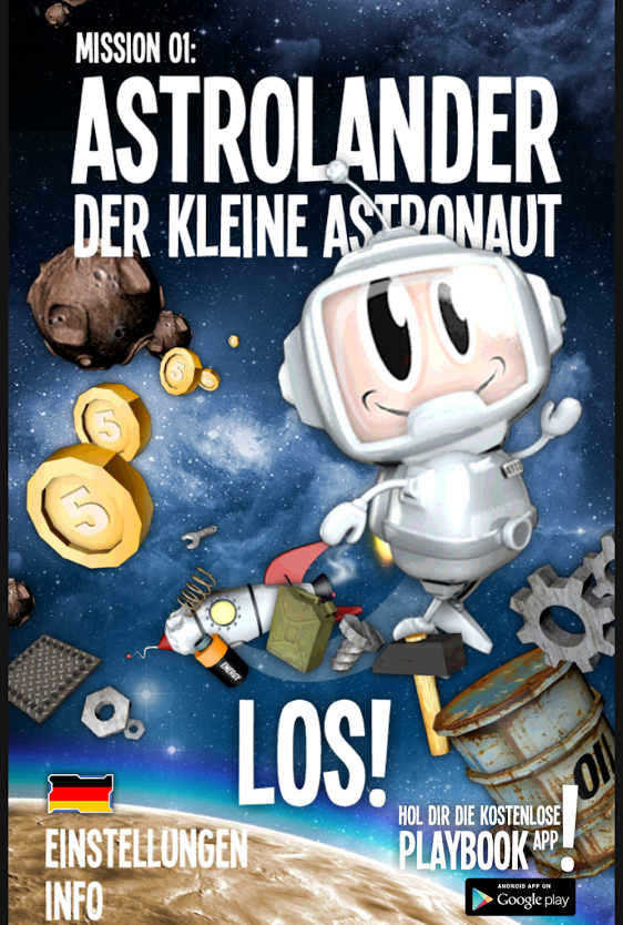 Mission01: Astrolander