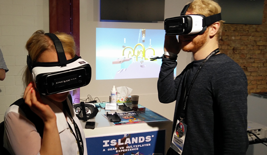 Islands – a VR multiplayer game